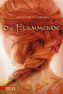"Rezension ""Die Flammende"""