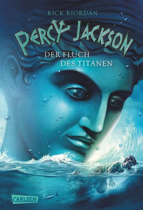 "Rezension ""Percy Jackson – Im Bann des Zyklopen"""