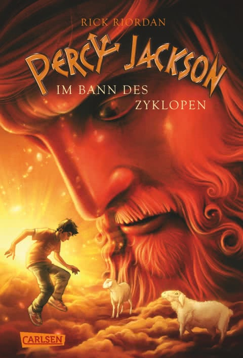 "Rezension ""Percy Jackson – Der Fluch des Titanen"""