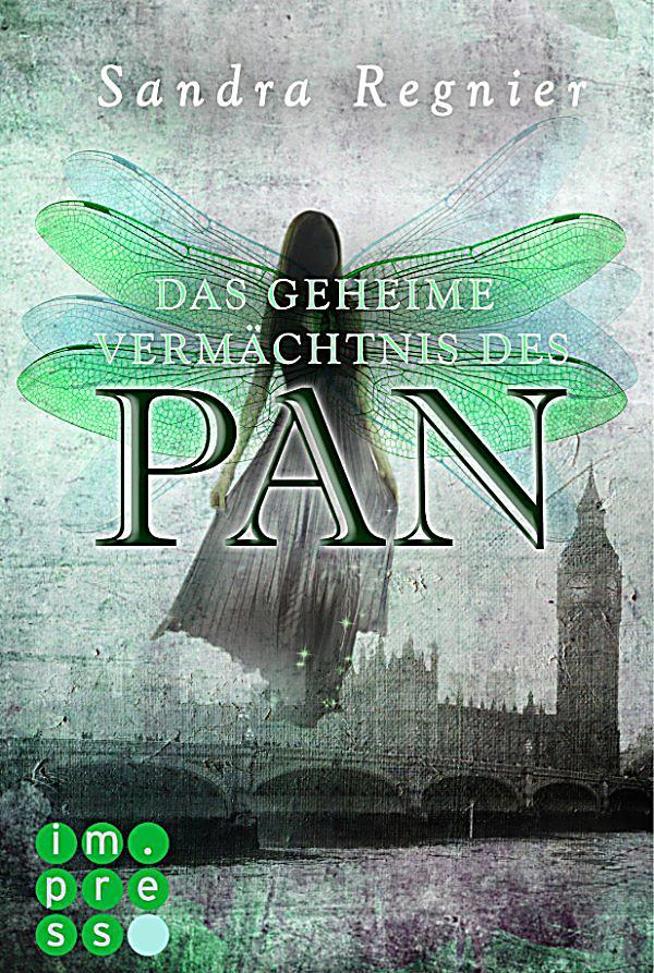 """Rezension """"Die dunkle Prophezeiung des Pan"""""""