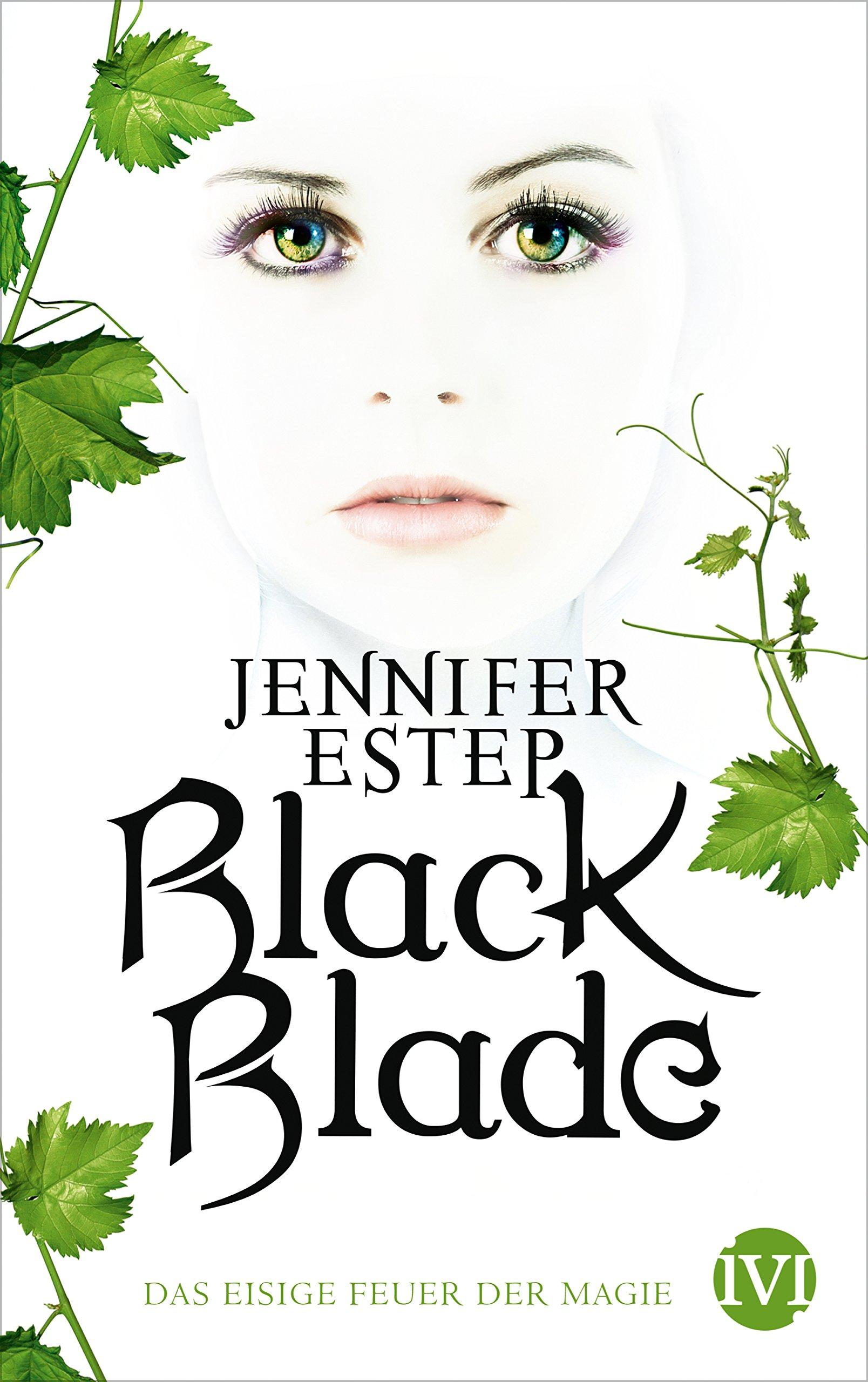 """Rezension """"Black Blade – Das eisige Feuer der Magie"""""""