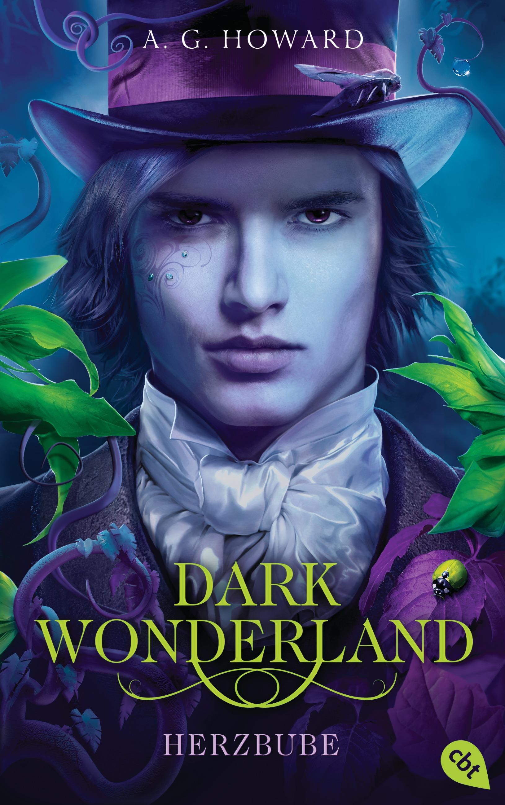 """Rezension """"Dark Wonderland – Herzbube"""""""