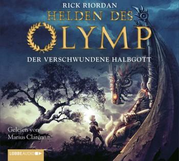 """Rezension """"Helden des Olymp – Der verschwundene Halbgott"""""""