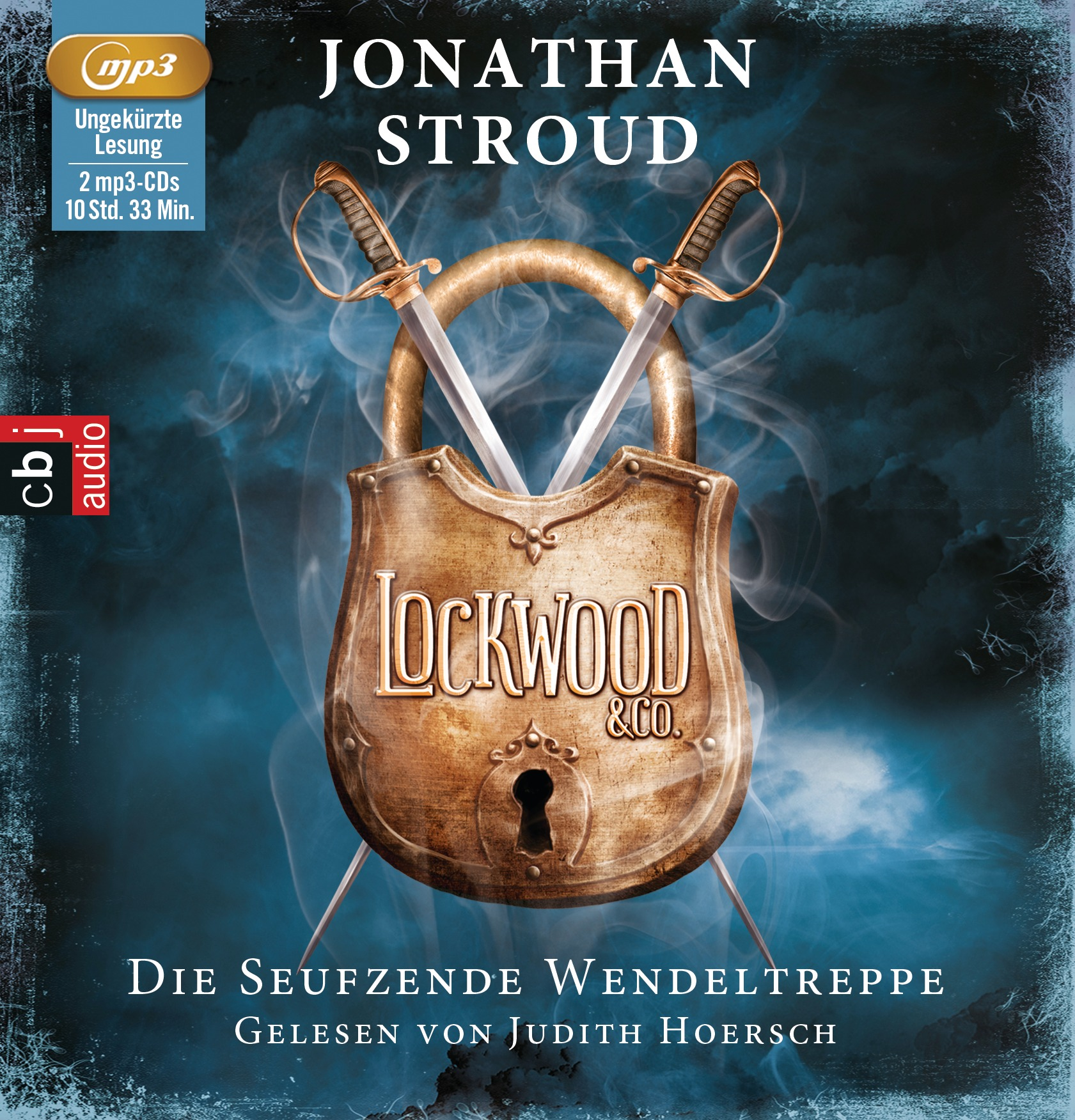 "Rezension ""Lockwood & Co. – Die seufzende Wendeltreppe"""
