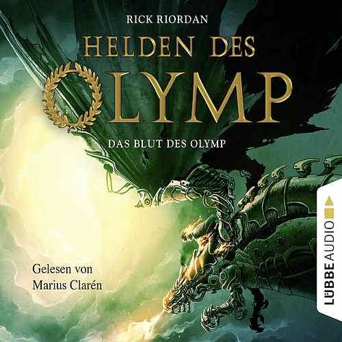 """Rezension """"Die Helden des Olymp – Das Blut des Olymp"""""""
