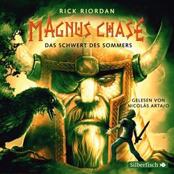 """Rezension """"Magnus Chase – Das Schwert des Sommers"""""""