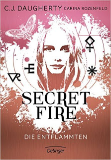"Rezension ""Secret Fire – Die Entflammten"""