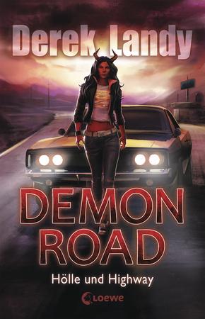 """Rezension """"Demon Road – Hölle und Highway"""""""