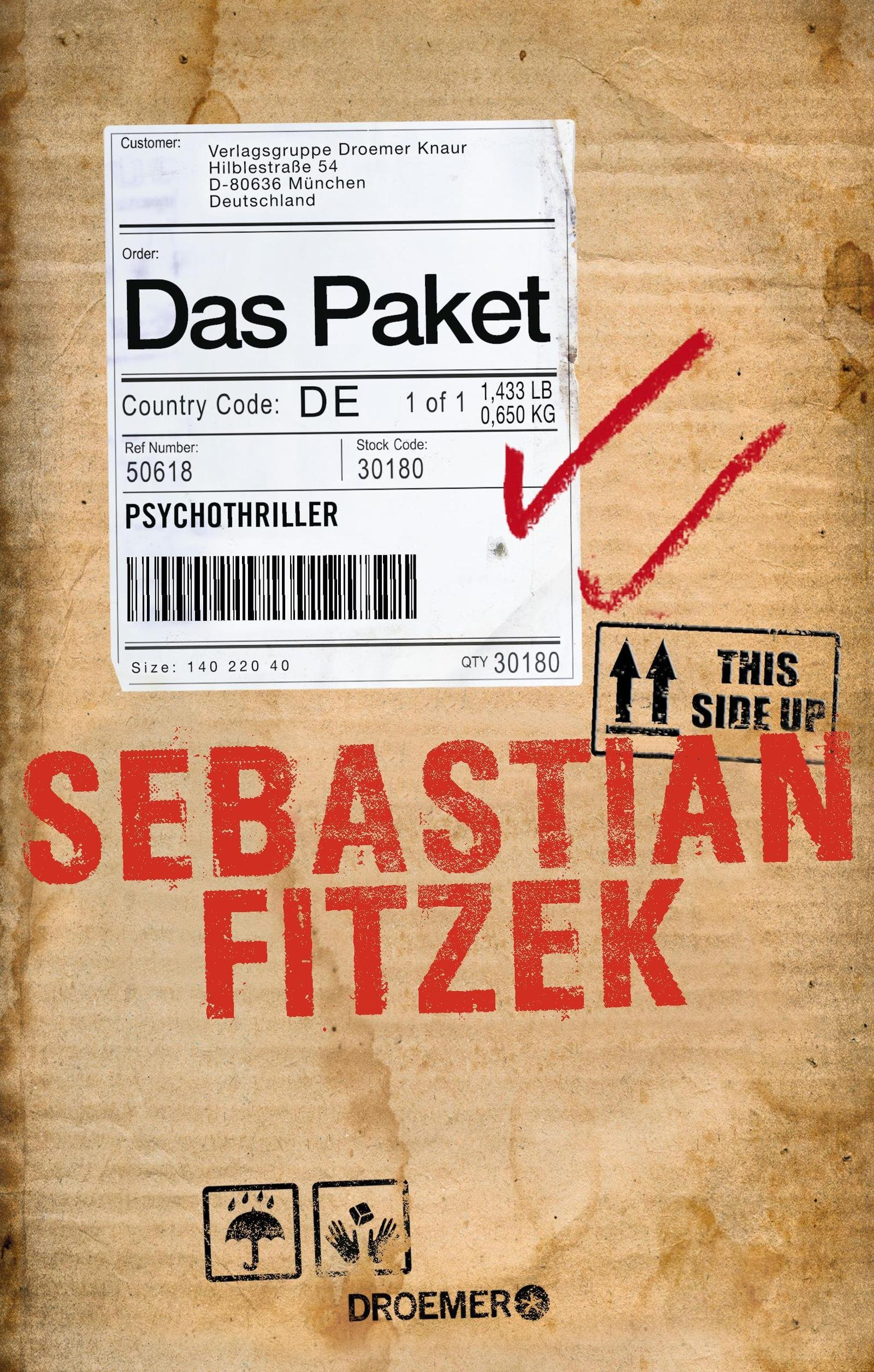 "Rezension ""Das Paket"""