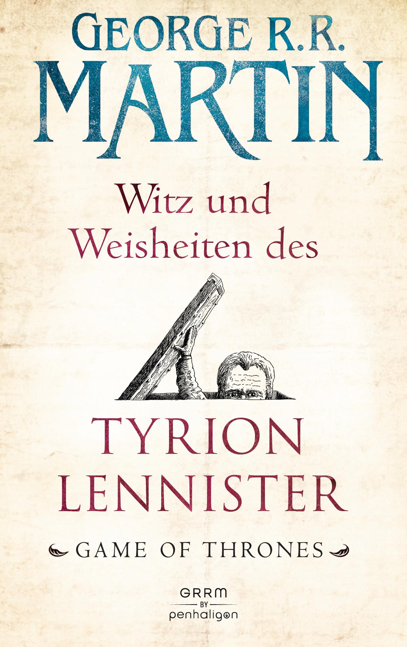 """Rezension """"Witz und Weisheiten des Tyrion Lennister"""""""