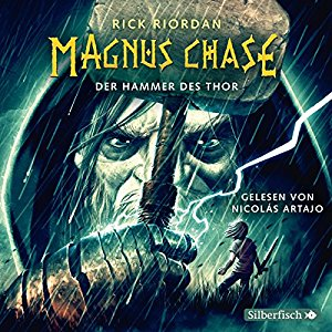 """Rezension """"Magnus Chase – Der Hammer des Thor"""""""