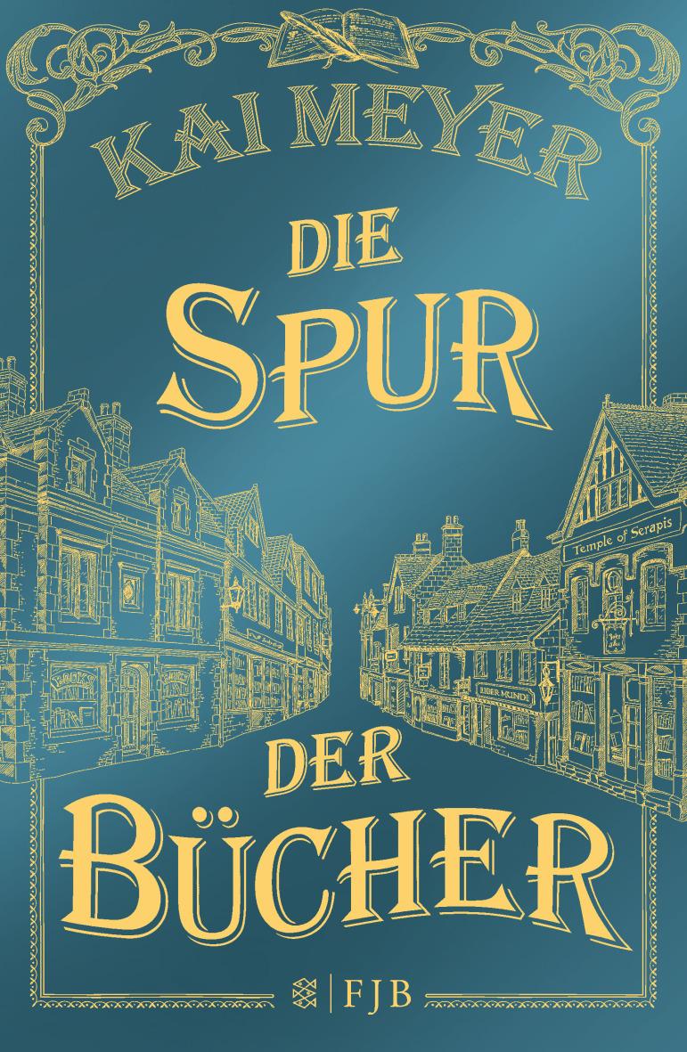 """Rezension """"Die Spur der Bücher"""""""