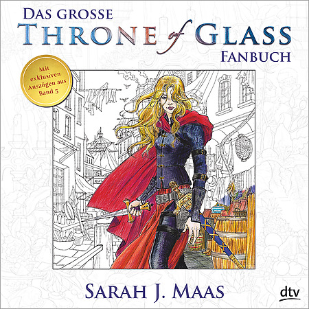 "Rezension ""Das große Throne of Glass-Fanbuch"""