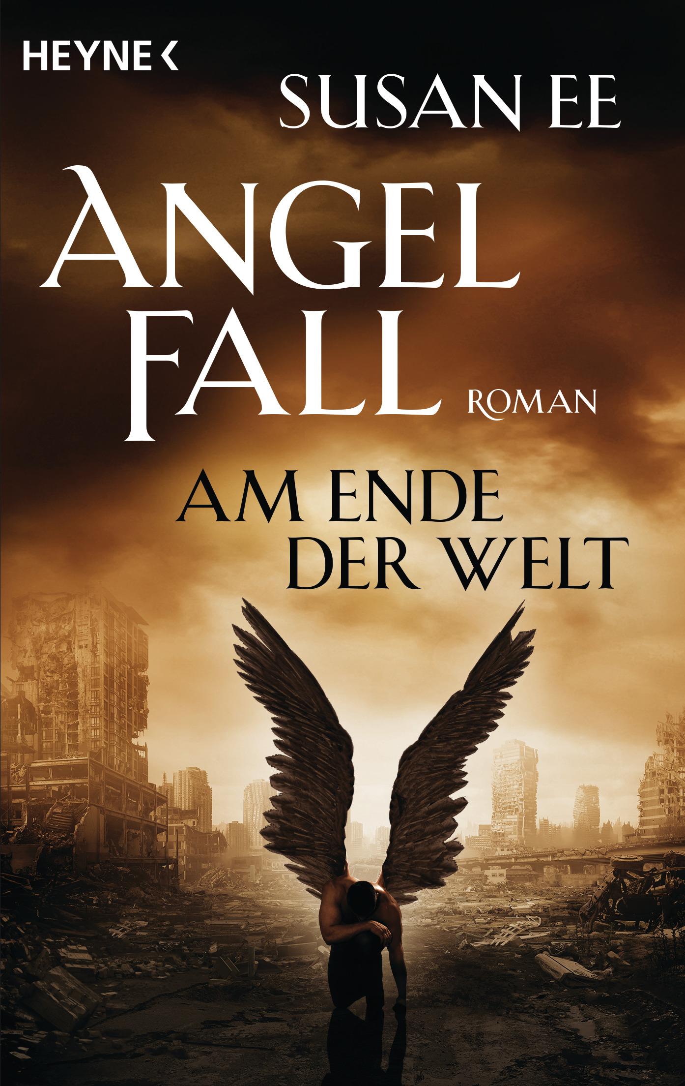 "Rezension ""Angelfall – Am Ende der Welt"""