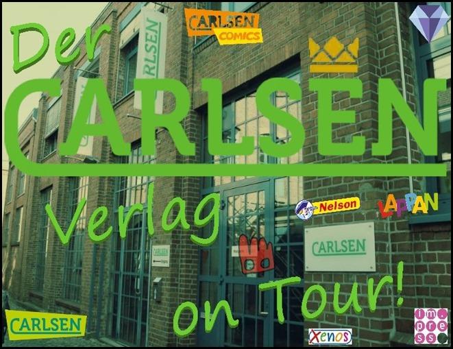 [Blogtour] Der Carlsen Verlag on Tour – Tag 8