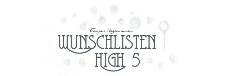 [Wunschlisten High-5] September 2019