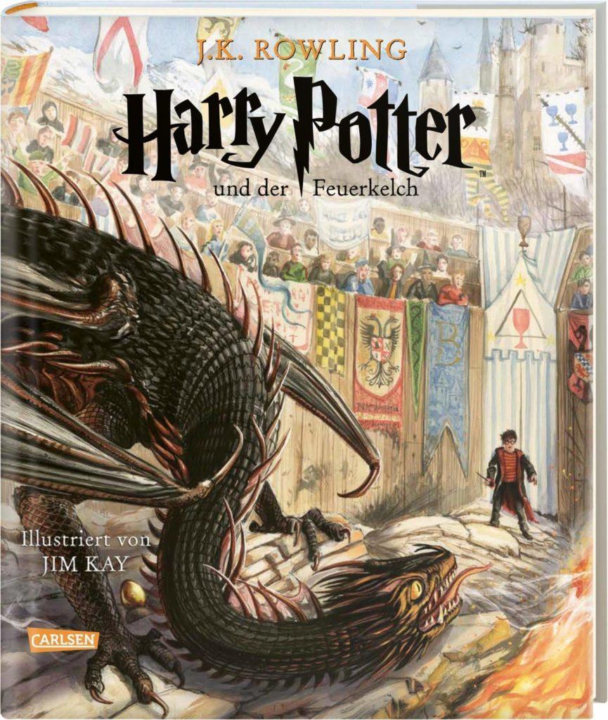 Harry Potter Und Der Feuerkelch Levenyas Buchzeit